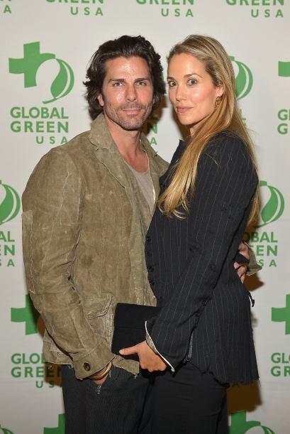 Con él, tiene un hijo, Sky Cole, nacido en julio de 2012. Mira aquí más...