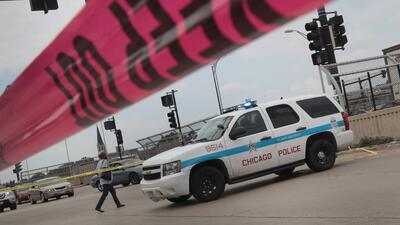 La cantidad de crímenes resueltos está a la baja en Chicago. Los homicid...