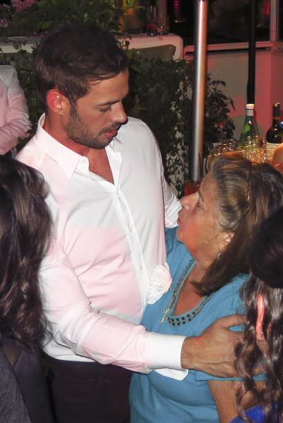 El actor cubano asistió a la fiesta de la revista Latina por la presenta...