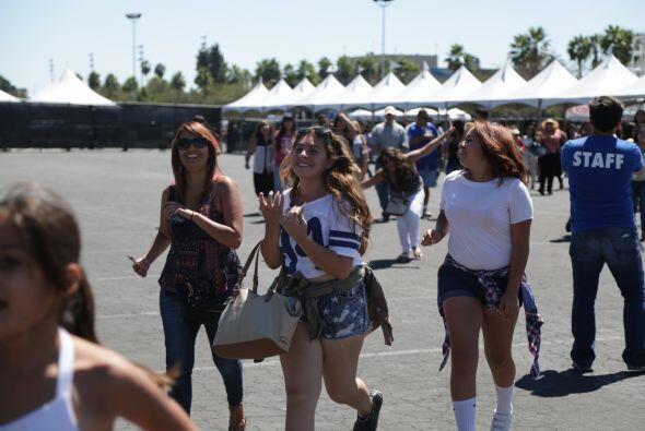 Este 16 de agosto en Los Ángeles se vivió una gran fiesta: el Uforia Mus...