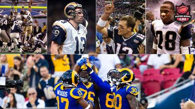 Rams 2018: 'The Greatest Show in LA' a vengar a Kurt Warner contra la dinastía de Patriots