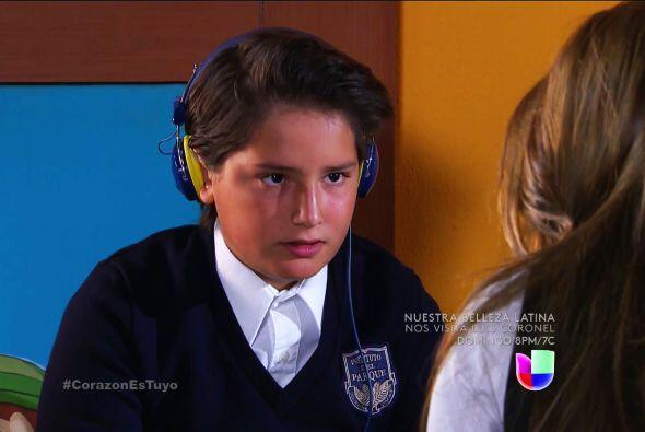 Es momento de que sepas la verdad Sebastián, tu papá y Ana...