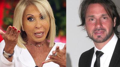 Laura Bozzo y Cristian Zuárez se conocieron en el 2000 luego de que la p...