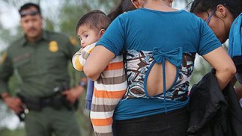 En lo que va del año fiscal 2014, la Patrulla Fronteriza ha detenido a m...