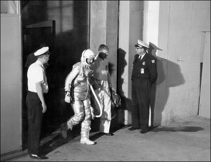 En fotos: Muere John Glenn, el primer astronauta estadounidense en orbit...