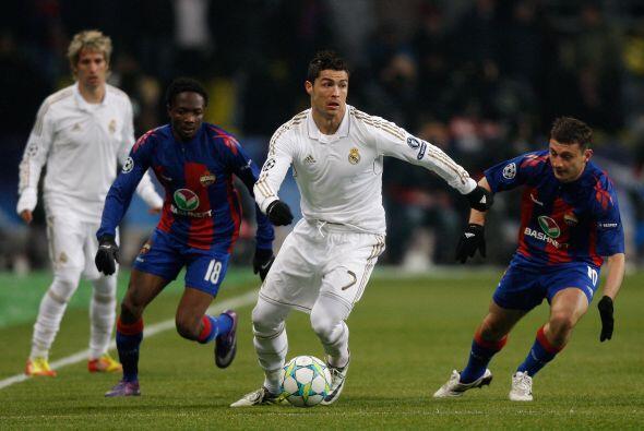 El Real Madrid asume el papel de favorito en unos octavos de final que h...