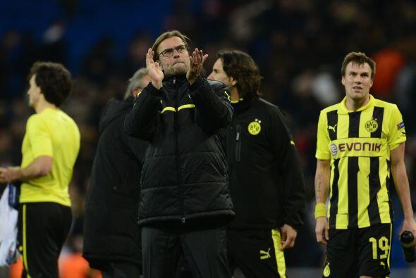Los hombres del entrenador Jürgen Klopp se iban con un amargo empate, al...