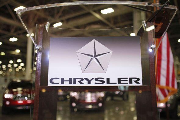 De su lado, Chrysler, controlado por la italiana Fiat, anunció un aument...