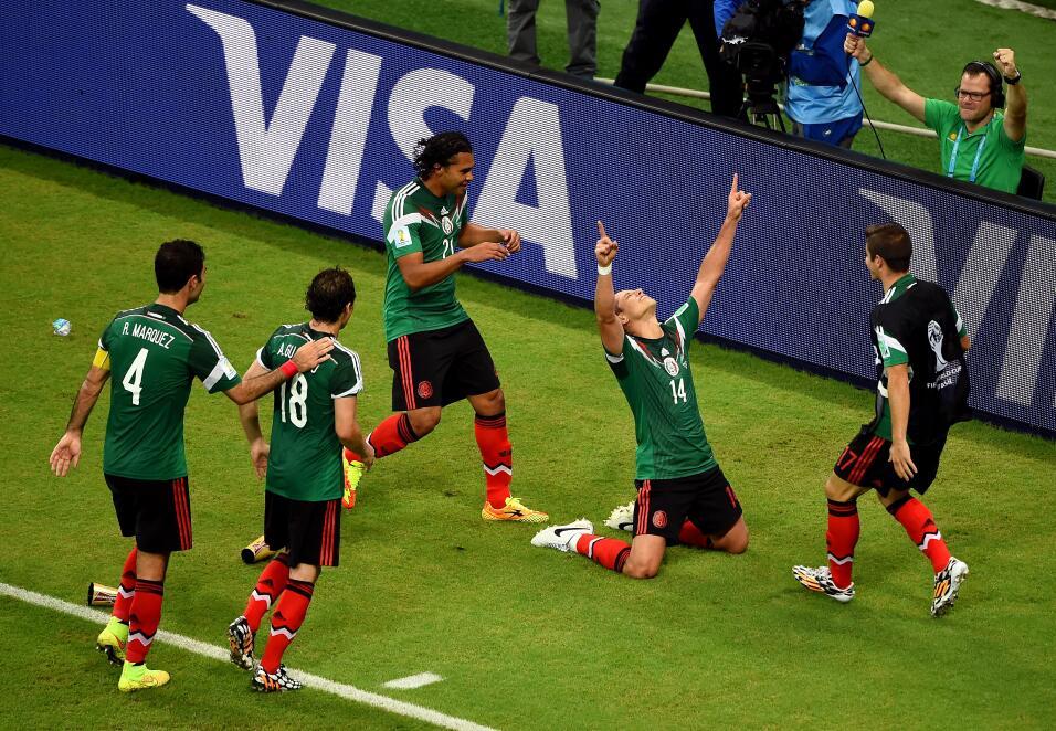 """Osorio respalda al Chicharito: """"Es injustamente criticado"""" GettyImages-4..."""