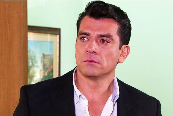 Tanta tragedia pronto pasará Fernando. Eso sí, cuida que don Nicolás no...