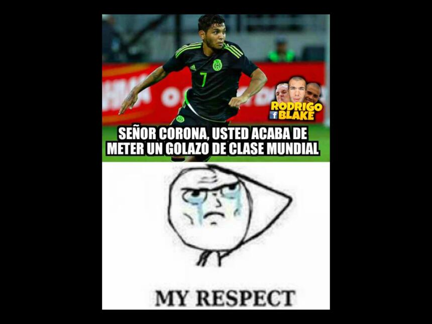 México sacó un gran triunfo de Honduras y los memes no podían faltar tra...