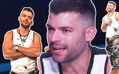 Estas son las pruebas (en fotos) de que Adrián di Monte se parece a Rick...