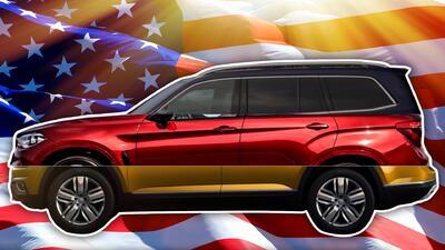 A prueba de prohibiciones: estos autos alemanes son hechos en EEUU