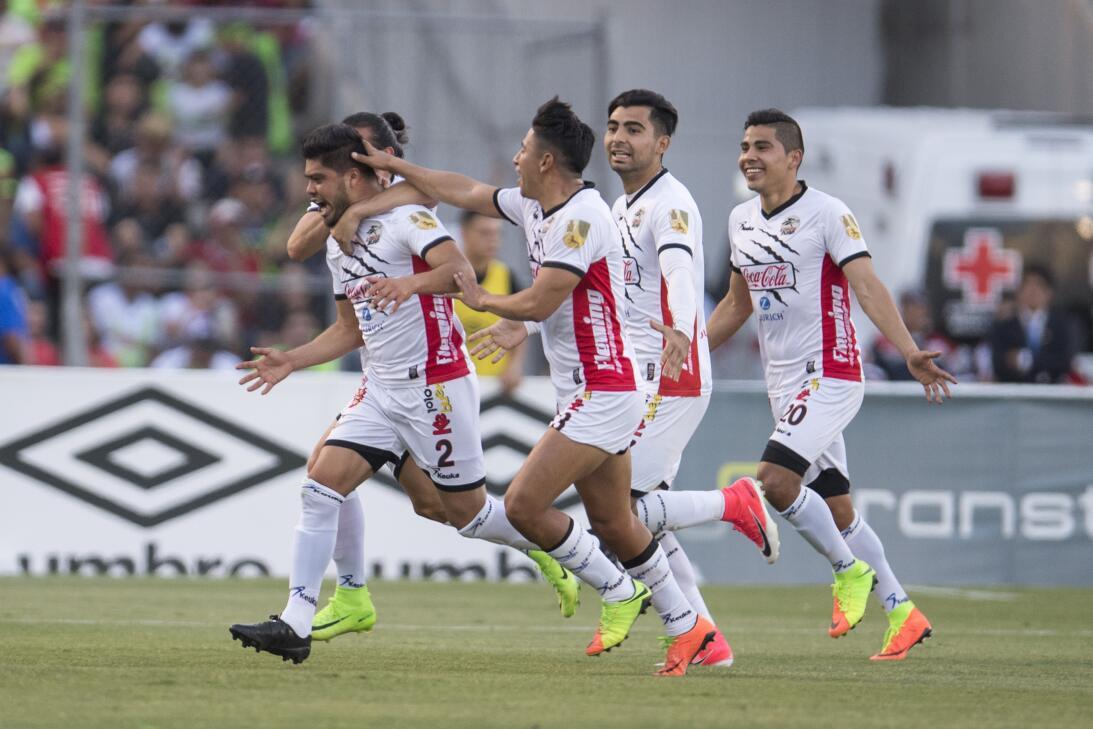 Lobos BUAP: Campeones del Clausura 2017 en el Ascenso MX Gol Cesar Cerca...
