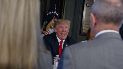 Trump amenazó a Corea del Norte como ningún presidente de EEUU había hec...