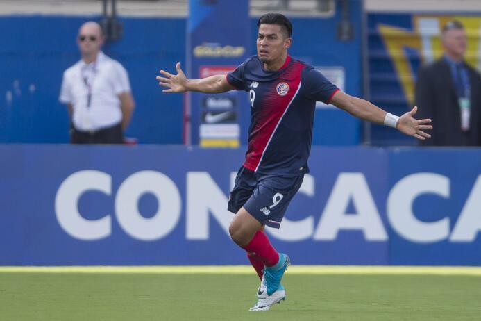Ariel Rodríguez (Costa Rica): un gol
