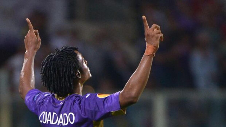 El volante colombiano podría dejar la Fiorentina de Italia y caer en el...