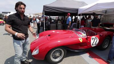 En Video: Rolex Monterey Motorsports Reunion 2017