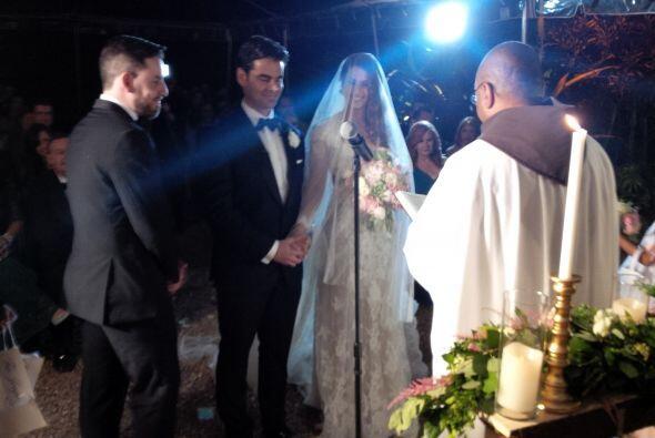 Comienza una etapa muy especial en la vida de Vanessa y Jorge.