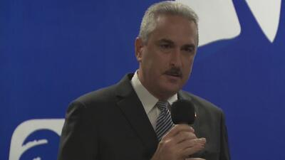 Thomas Rivera Schatz, nuevo presidente del Senado de Puerto Rico.
