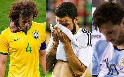 Grupo A: El Team USA inmerso en el grupo de la muerte de Copa América Ce...