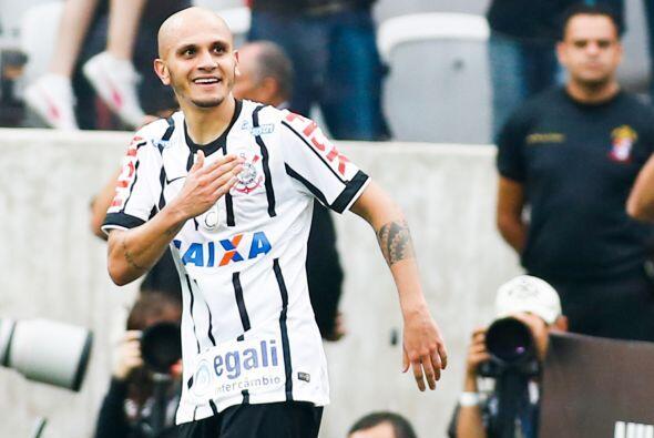 1. Corinthians de Brasil  vale 579,9 millones de dólares.