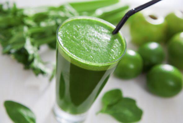 La espinaca tiene nutrientes que ayudan a mantener la vista saludable. A...