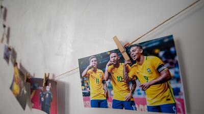 En fotos: la espectacular guarida de la selección de Brasil en Rusia 2018