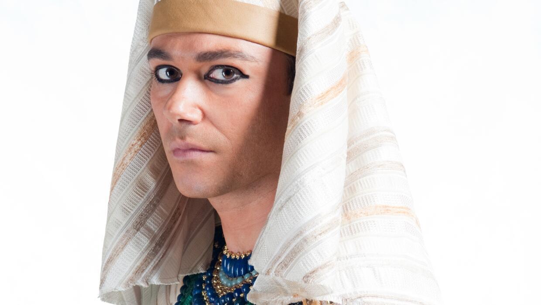 Ángelo Paes Leme es José en 'Jose de Egipto' | José de Egipto posadas an...