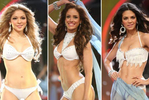 Como un sueño, así lucieron las chicas de Nuestra Belleza Latina en sus...