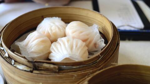 Dumplings chinos