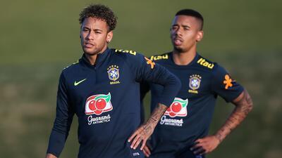 Brasil: los 23 convocados de la lista para el Mundial Rusia 2018