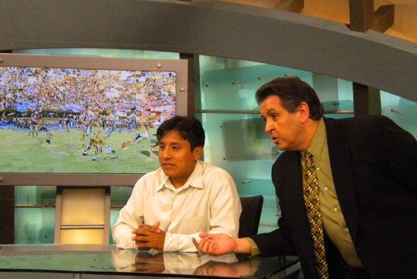 Pablo Ramírez le repartió toda su experiencia y su profesionalismo a nue...