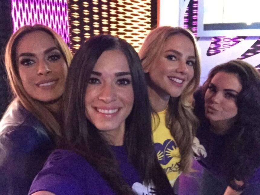 Laura G en Teletón USA 2015