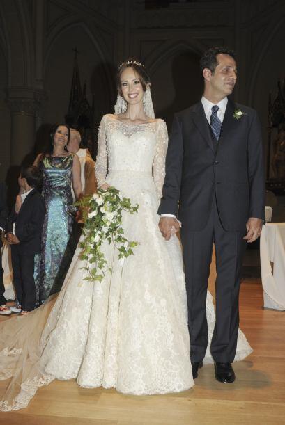 Después la pareja se dirigió al Jockey Club Argentino para...