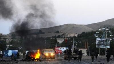Habitantes de un pueblo afgano lapidaron al supuesto responsable de colo...