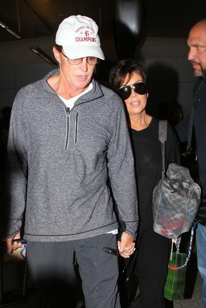 Bruce y Kris regresaron de unas vacaciones en Tailandia. Mira aqu&iacute...