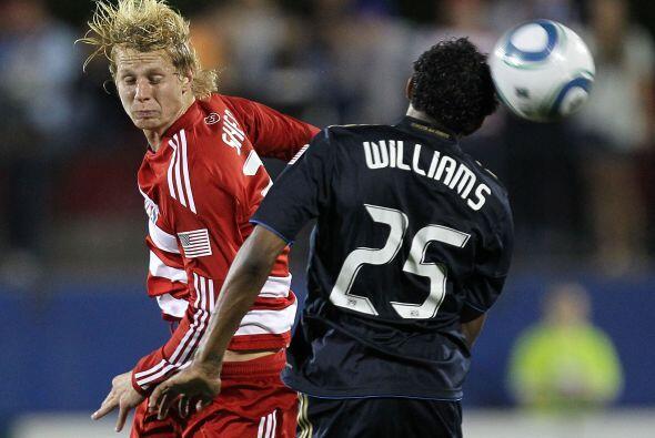 FC Dallas conquistó tres puntos valiosísimos al derrotar 2-0 a Philadelp...