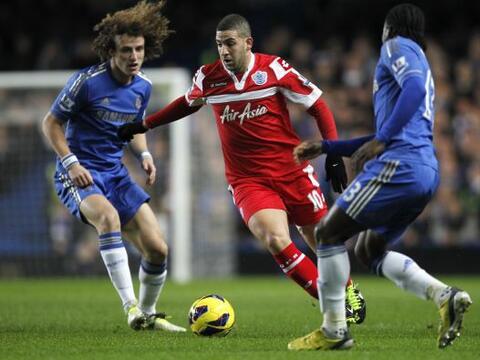 El renovado Chelsea de Rafael Benítez buscaba mantenerse en el te...