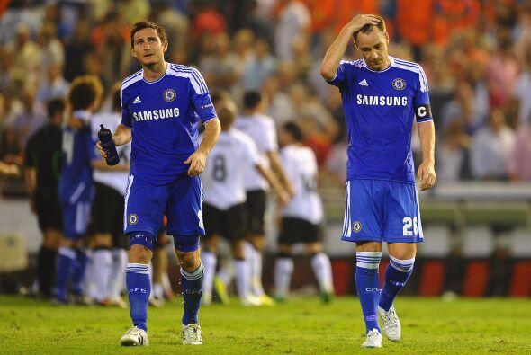 Empate con sabor a derrota para el Chelsea, pero no deja de ser un buen...