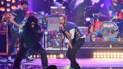 Coldplay animará  el Super Bowl 50  GettyImages-498357160.jpg