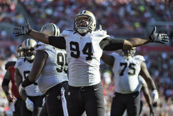 13.- New Orleans Saints (AP-NFL).