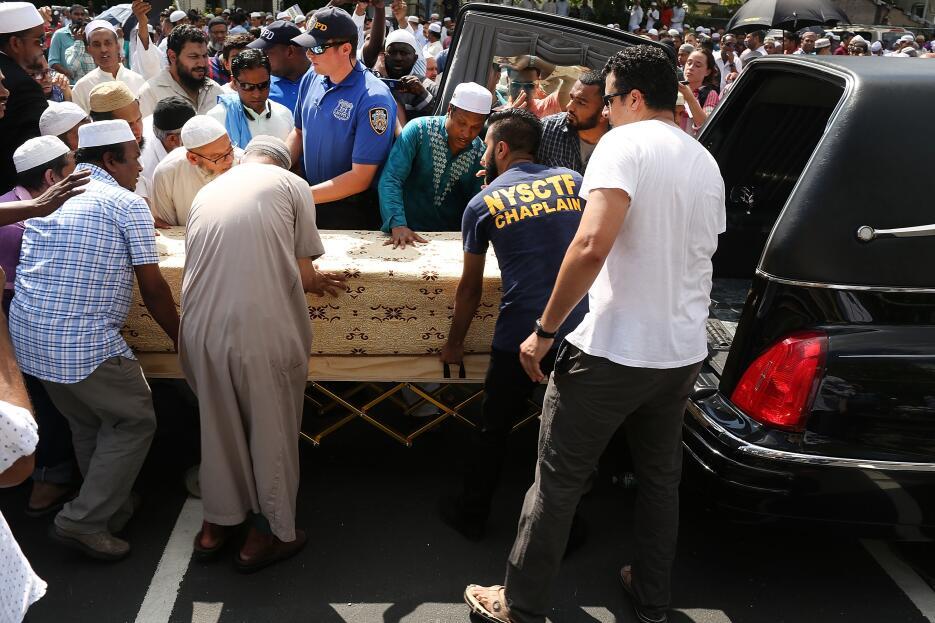 El cuerpo de imán Alkojee será enviado a Bangladesh mientras que Uddin d...