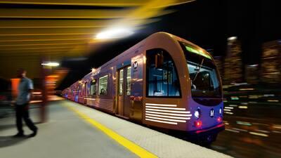 Servicio gratuito de metro y autobús para estudiantes durante el paro de maestros de LAUSD