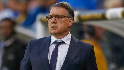 'Tata' Martino está a punto de llegar y va por los 'europeos'