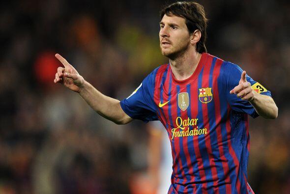 Ya lleva 50 goles en la Liga, una marca impresionante para el delantero...