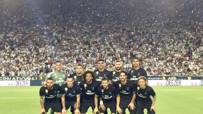 Real Madrid vs Manchester City en LA