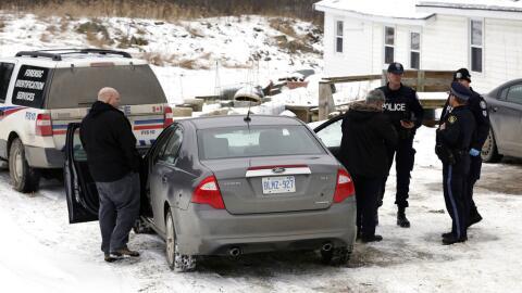 La policía de Toronto sigue buscando víctimas de Bruce McA...