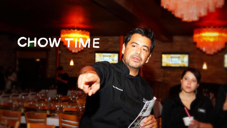 Javier Plascencia promueve la cocina de Baja California en el mundo.