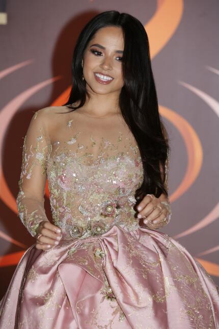 Becky G y Rubí Ibarra usaron casi el mismo vestido.